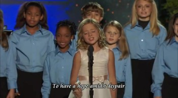 To Believe : Jackie Evancho