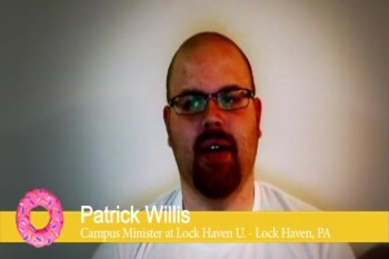 Plastic Donuts Endorsement - Campus Pastor Patrick Willis