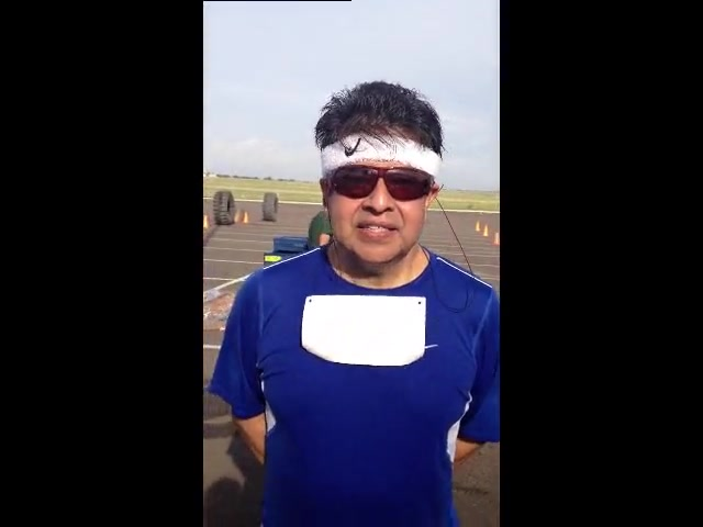 5K RUN PRO MISSIONS AT LAREDO TX ON MAY 2013