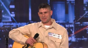 Marine Veteran, Now Coal Miner Sings a Heartfelt Original Song - And Nails It!