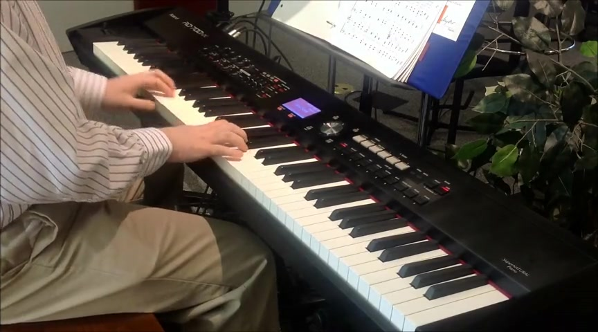 Near the Cross - Piano Cover