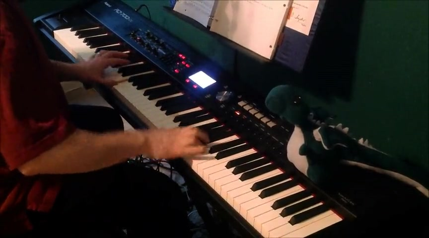 Higher Ground - Piano Cover
