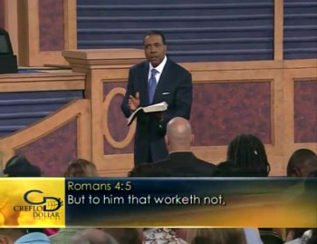 Creflo Dollar - Eradicating Sin Consciousness 1