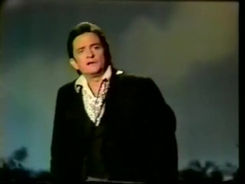 Johnny Cash Praises God by Singing The Battle Hymn of the Republic