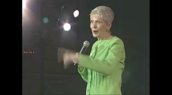NEW! Jeanne Robertson on Her Husband Left Brain vs Intruder - HILARIO