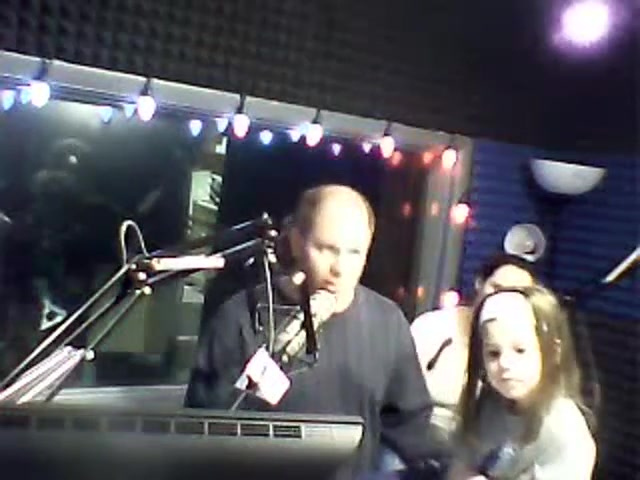 interview with 88.7 The Bridge Christian radio station for Mike & Trisha Fox