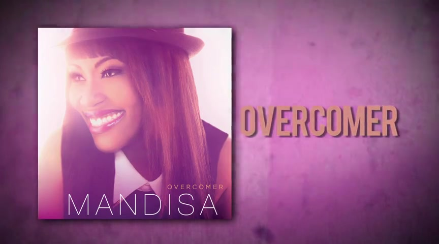 Mandisa - Overcomer (Official Lyric Video)