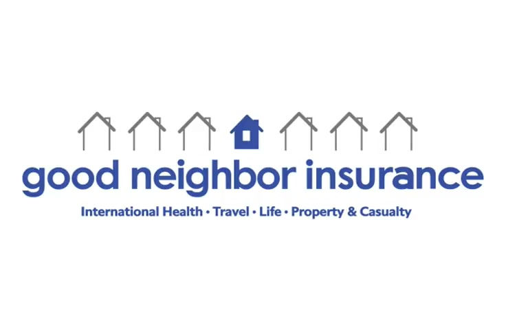 Good Neighbor Insurance logo animation