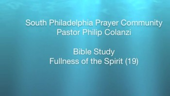 SPPC Bible Study - Fullness of the Spirit (19)