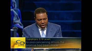 Creflo Dollar – The Power of The Cross 4