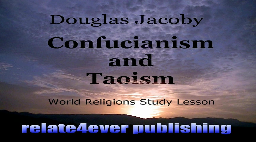 _Confucianism and Taoism