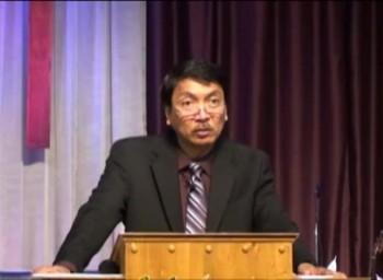 Pastor Preaching - July 07, 2013