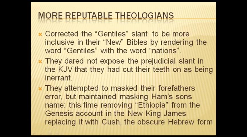 Canonization & Translation of Scripture Part III
