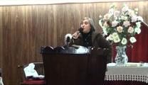 Dios esta dispuesto a Bendecir aquel que le busca. Hna. Viviana Garcia. 25-06-2013