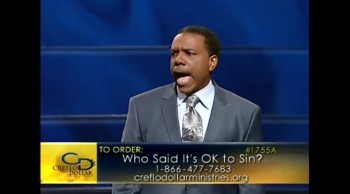 Creflo Dollar - Who Said It's Okay To Sin 9