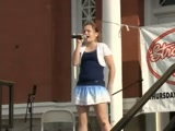 "Madison Hukill singing ""Somthins Got Ahold On Me"" by Etta James"