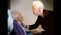 A Guardian Angel Inspires a Nonverbal Woman With Dementia to Sing