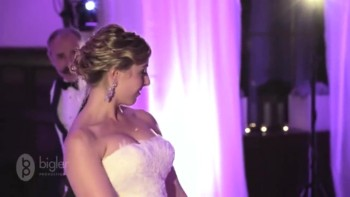 Shockingly Awesome Father and Daughter Wedding Dance!