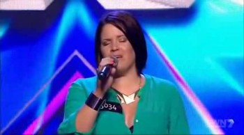 Policewoman Overcomes Facial Paralysis to Sing on the Big Stage