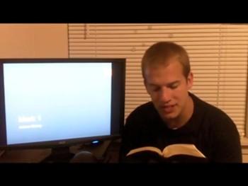 The Gospel of Mark - Chapter 1