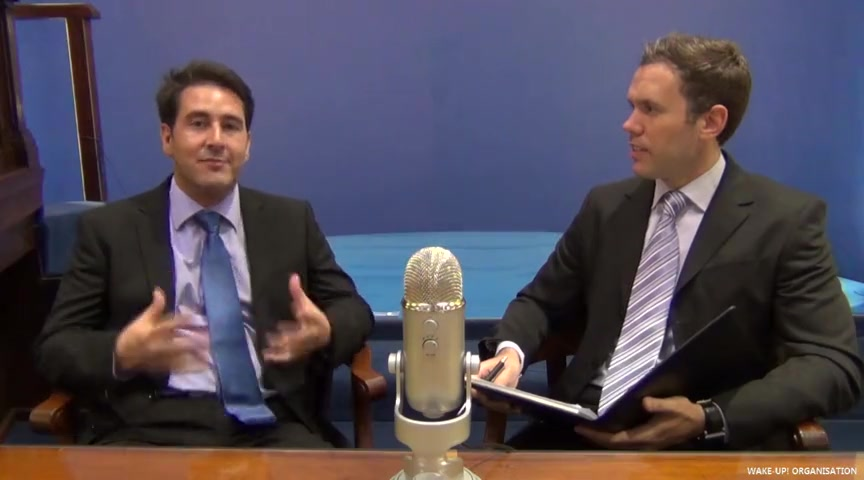 Chris Bridgen interviews Reza Afshar - sample