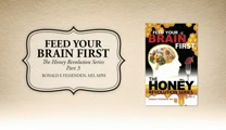 Xulon Press book Feed Your Brain First | Ronald E Fessenden, MD, MPH