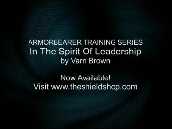 Armor-Bearer Training Series - In The Spirit of Leadership Book Trailer