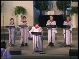 揚聲歌唱; 偉大奇妙神; 為我創造清潔的心 2008年08月24日