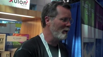 Xulon Press Author Roland Coleman | Xulon Press at BEA 2013