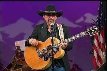 """Country Gospel -By- Riny Horst """" GHOST RIDERS IN THE SKY """" The Video"""