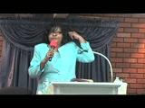 Pastor Mattie Crosby    9-1-13     PT 3