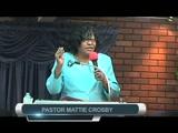 Pastor Mattie Crosby