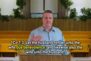 The Biblical Reason For Marriage