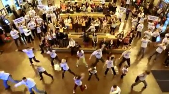 Be Inspired by This Cancer Survivor Flash Mob