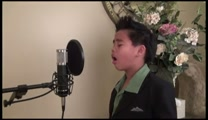 Boy Beautifully Sings How Great Thou Art