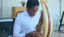 Jesus Loves Me - Sasando Instrument