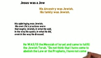 What is a Messianic Jew?