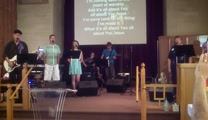 Sept 22, 2013 Worship
