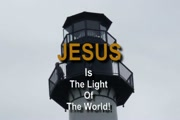 JESUS! The light of the world