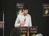 Student Church: JJ van Vuuren (GiBC): Faith in Action