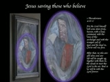 Miraculous Painting with Message from God