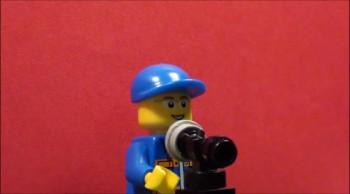 Christmas with a Capital 'C' - Go Fish; Lego animation