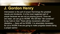 "Andrew Murray: ""The heavenly art of effectual prayer..."" (The Prayer Motivator Minute #465)"