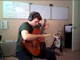 Rahab and the Spies - Catch Us if You Can (classical guitar intro)