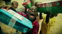 A Passion to Pack Shoeboxes