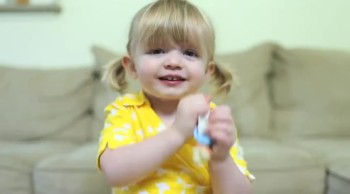 A 2 Year-Old Gives Her Mommy the Most Heartwarming Birthday Wish :) ADORABLE