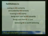 Ascension Lutheran Church - Sermon - Faithfulness - 13 Oct 2013