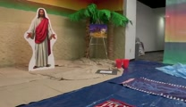 Gangway to Galilee, Concordia's 2014 VBS Decorating - Fishing Boats