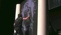 Jesus Friend of Sinners - Powerful Jesus Painting