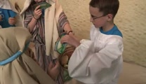 Gangway to Galilee, Concordia's 2014 VBS - Storytelling